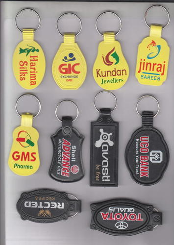 ABS Printing Keychains