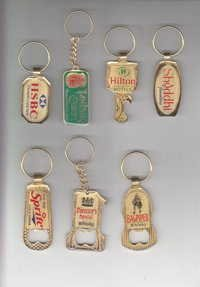 Golden Meena Keychains
