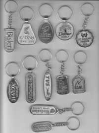 Nickel Plating Keychains