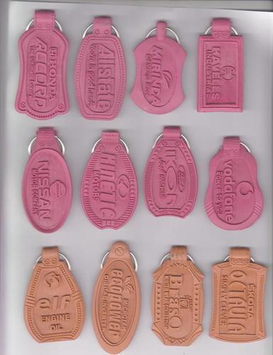 Rubber Keychains