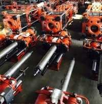 Imported Clamping & Injection Units