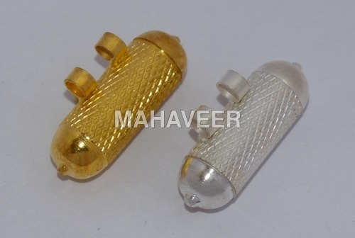 Brass Silver Gold Amulets