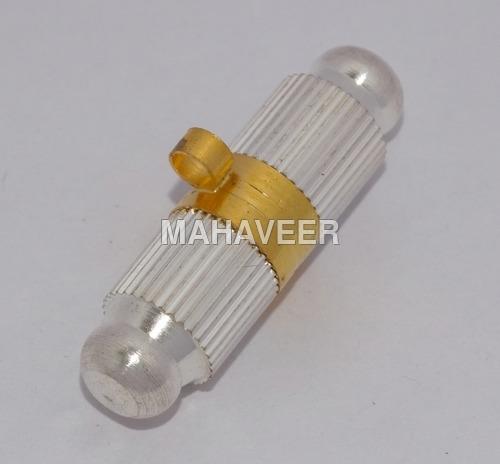 Brass Silver Taweez