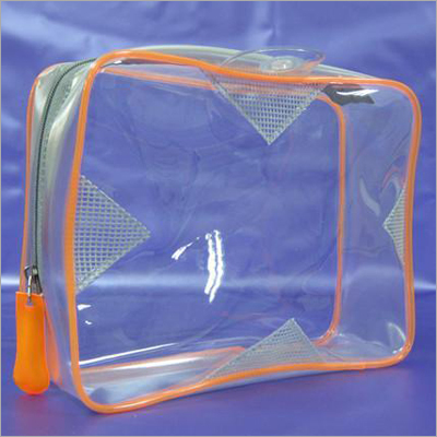 Zipper Pvc Bag