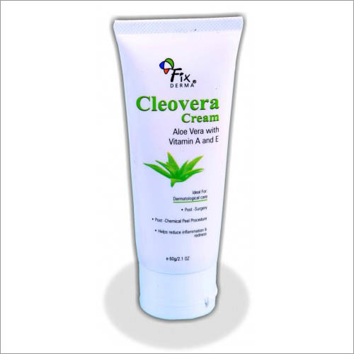 Cleovera Aloe Vera Cream With Vitamin A And E
