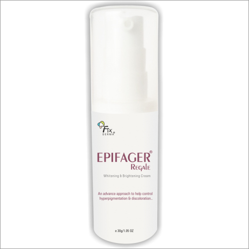 Epifager Regale Skin Whitening And Brightening Cream