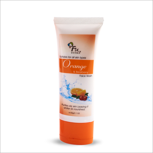 60 gm Orange Face Wash