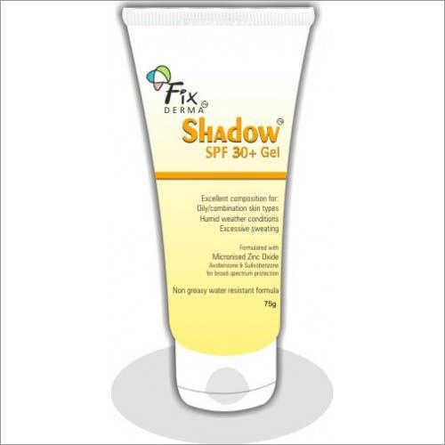 Shadow SPF 30 Plus Sunscreen Gel