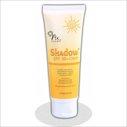 Shadow SPF 30 Plus Sunscreen Cream