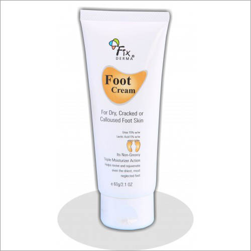 Foot Cream - Dry, Cracked, Calloused Foot Skin
