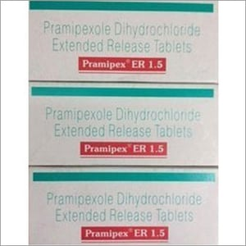 Pramipexole ER 1.5 mg Tablet
