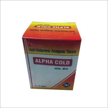 Antiallergic Medicines