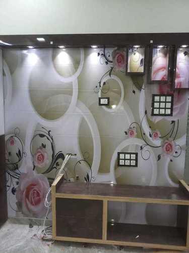 PVC Television Cabinet