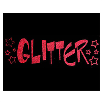 Glitter Printing Ink