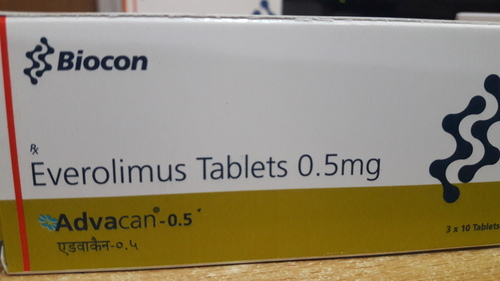 Everolimus Tablets 0.5mg