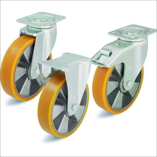 Caster Wheel Barrow