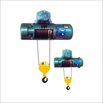 Electrical Goods Hoists