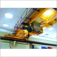 Over Head Cranes for Automobile Industries