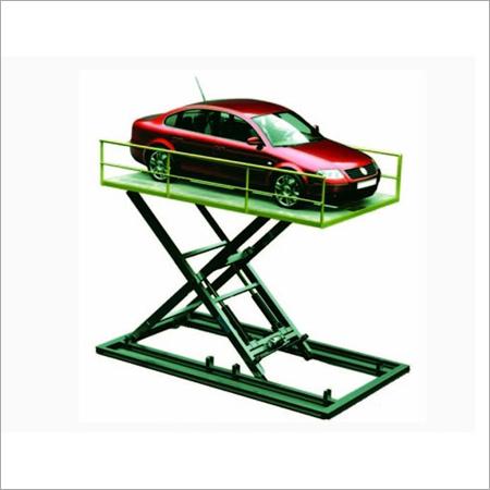 Hydraulic Scissor Lift for Parking