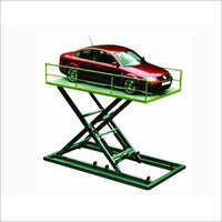 Hydraulic Scissor Lift for Parking