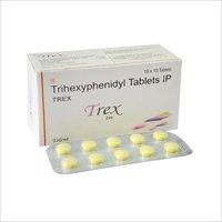 Trihexyphenidyl 2 mg