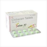 Clobazam 10 mg