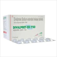 Divalproex sodium 750 mg