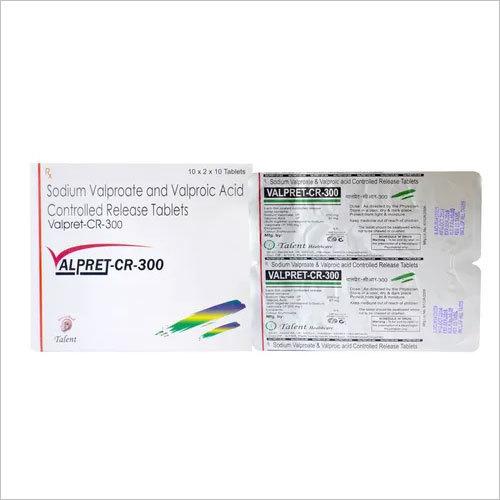 Sodium Valproate 200mg+Valproic acid 87mg