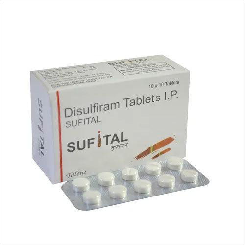 250mg Disulfiram Tablets