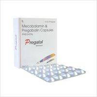 Mecobalamin 750 mcg + Pregabalin 75 mg