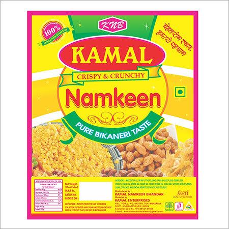 Crispy & Crunchy Namkeen
