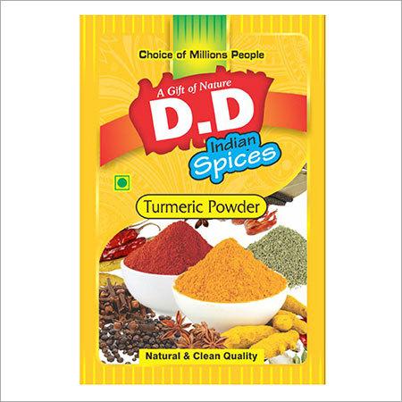 Turmeric Powder Pouches