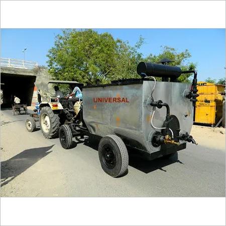 Truck Mounted Bitumen Pressure