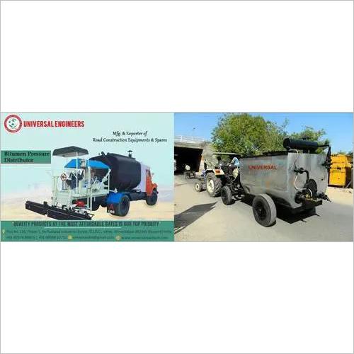 Bitumen Bowser