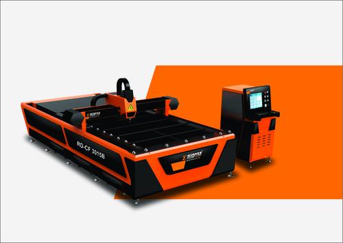 500W Fiber Laser Cutting Machine
