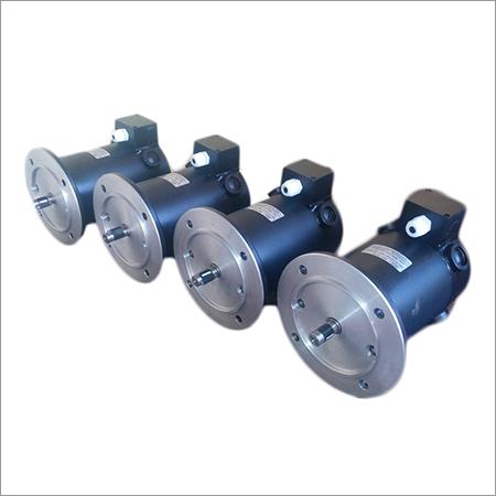 PMDC Motor 4 POLE