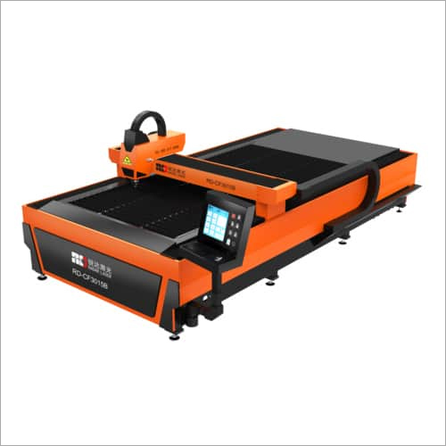 Fiber Optic Laser Cutting Machine