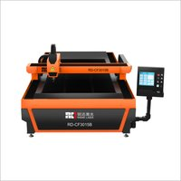 Precision Metal Laser Cutting Machine