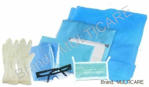 Surgical HIV Disposable Kit