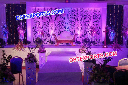 Wedding Decoration Fiber Jali Panel
