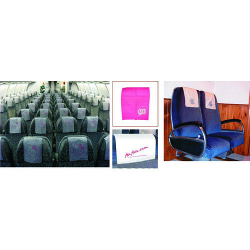 Airline Headrest Cover