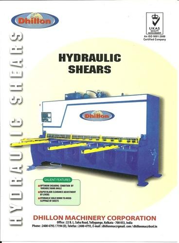 Sheet Metal Machineries