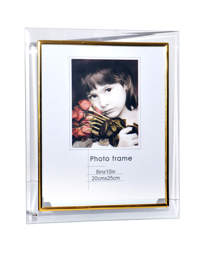 Hinged Glass Photo Frame