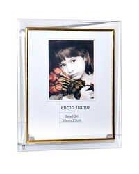 Hinged Glass Photo Frame