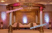 Wedding Dulhan Mandap