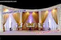 Delizio Wedding Stage