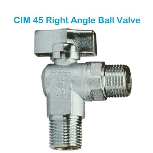CIM 45 Right Angle Ball Valve