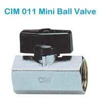 CIM 011 Mini Ball Valve