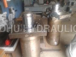 Flange Mounted Hydraulic Cylinder