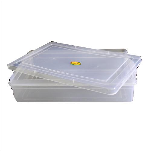 Square Container Plastic